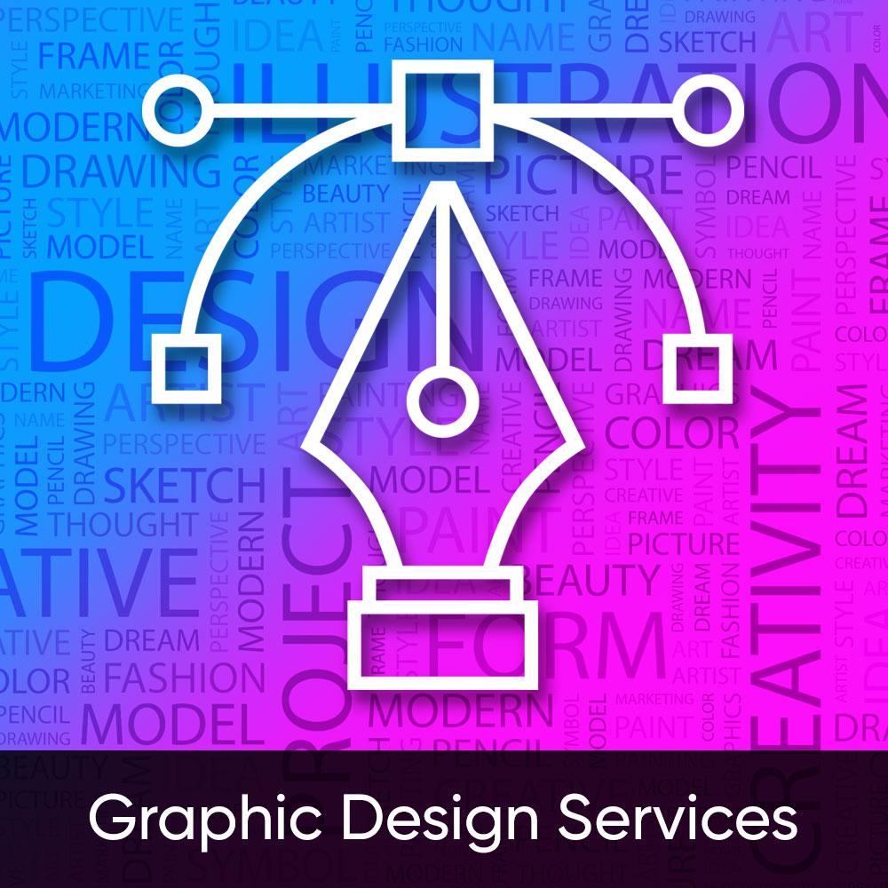 custom design work, logo design