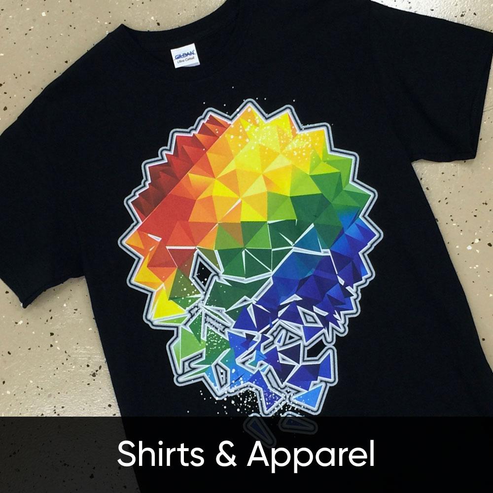 Shirt & Apparel printing