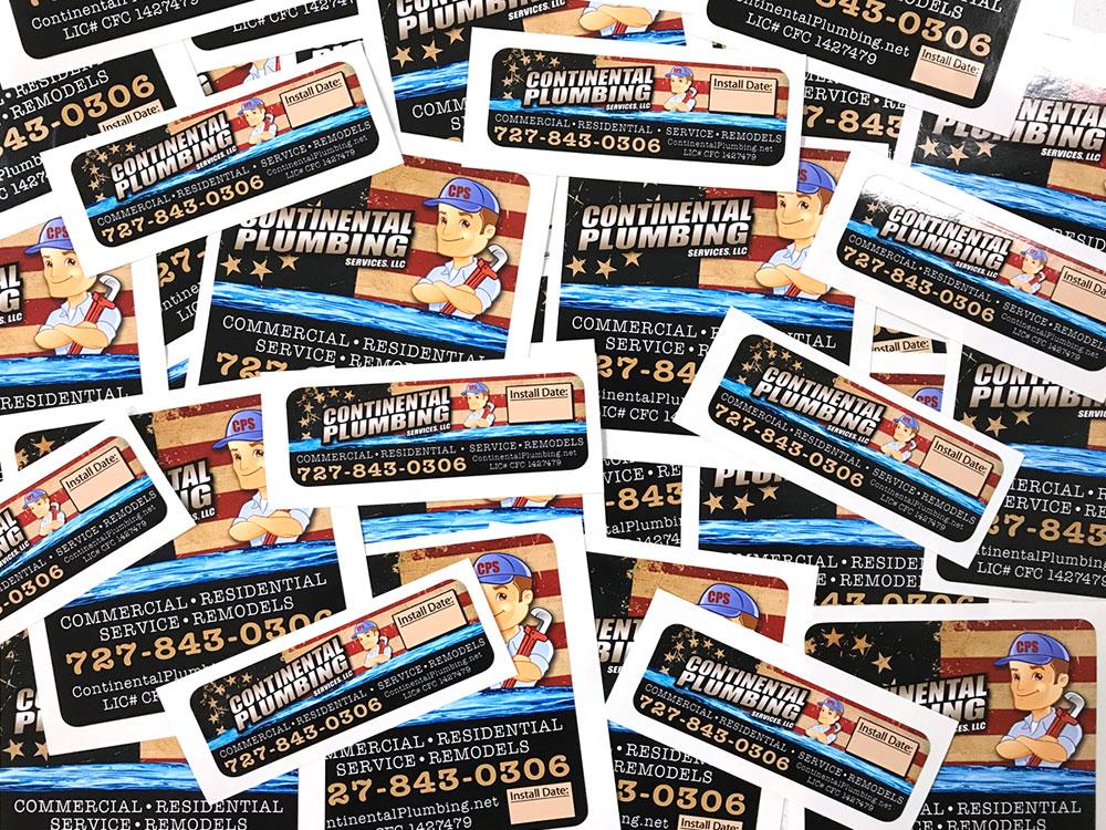 Sticker & decal printing Holiday FL
